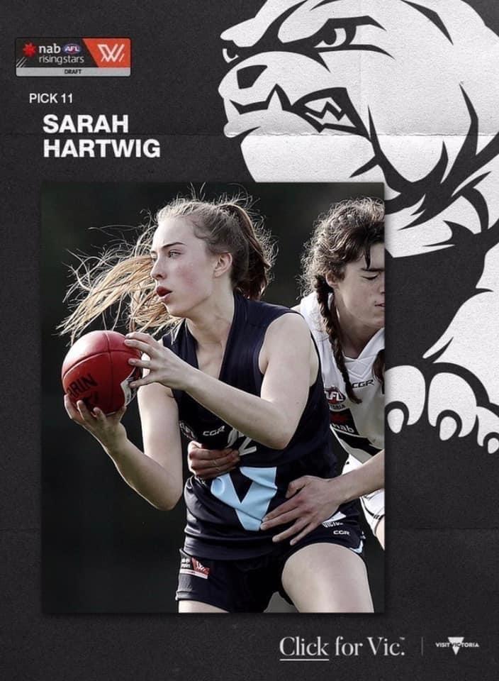 Sarah Hartwig